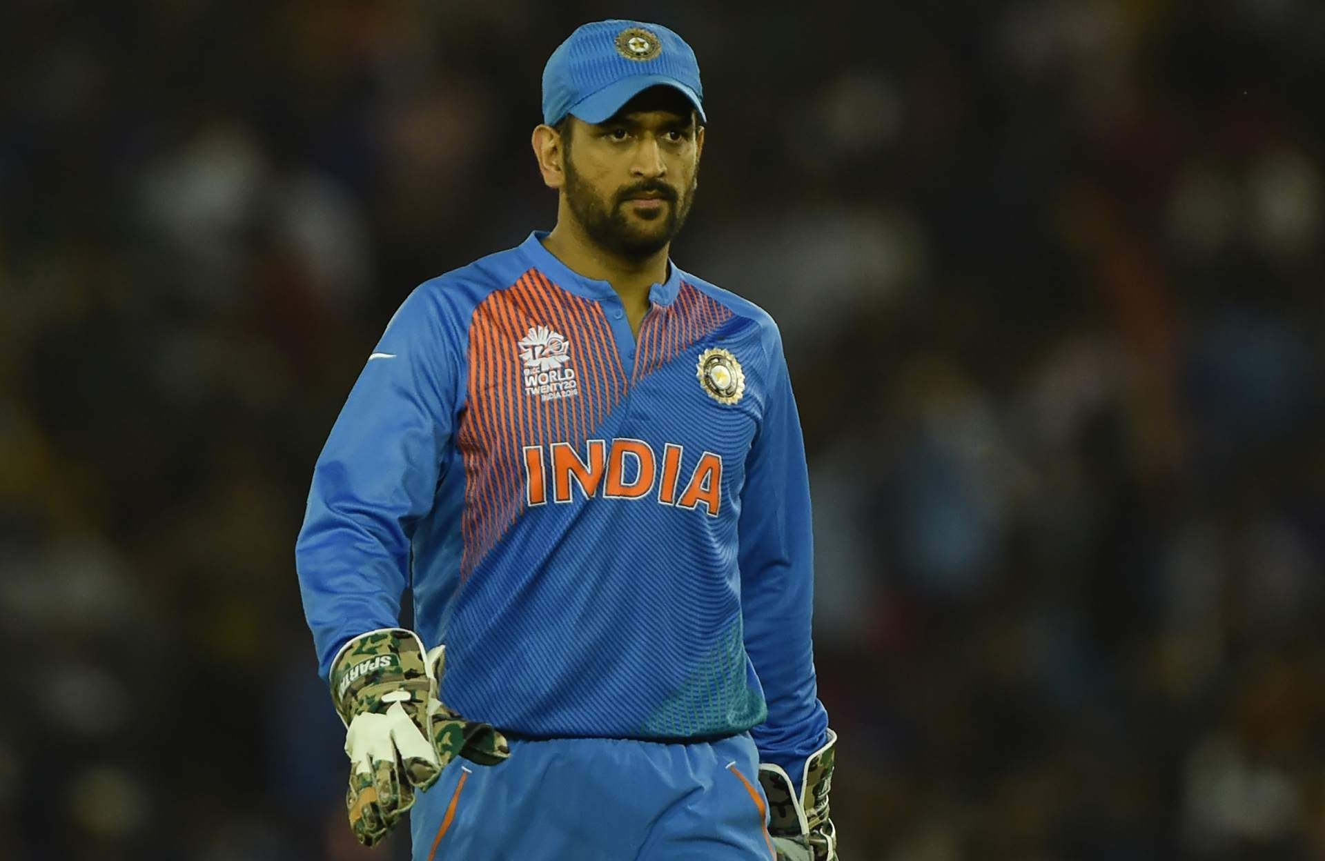 4k Ultra Hd Ms Dhoni Quotes Wallpaper