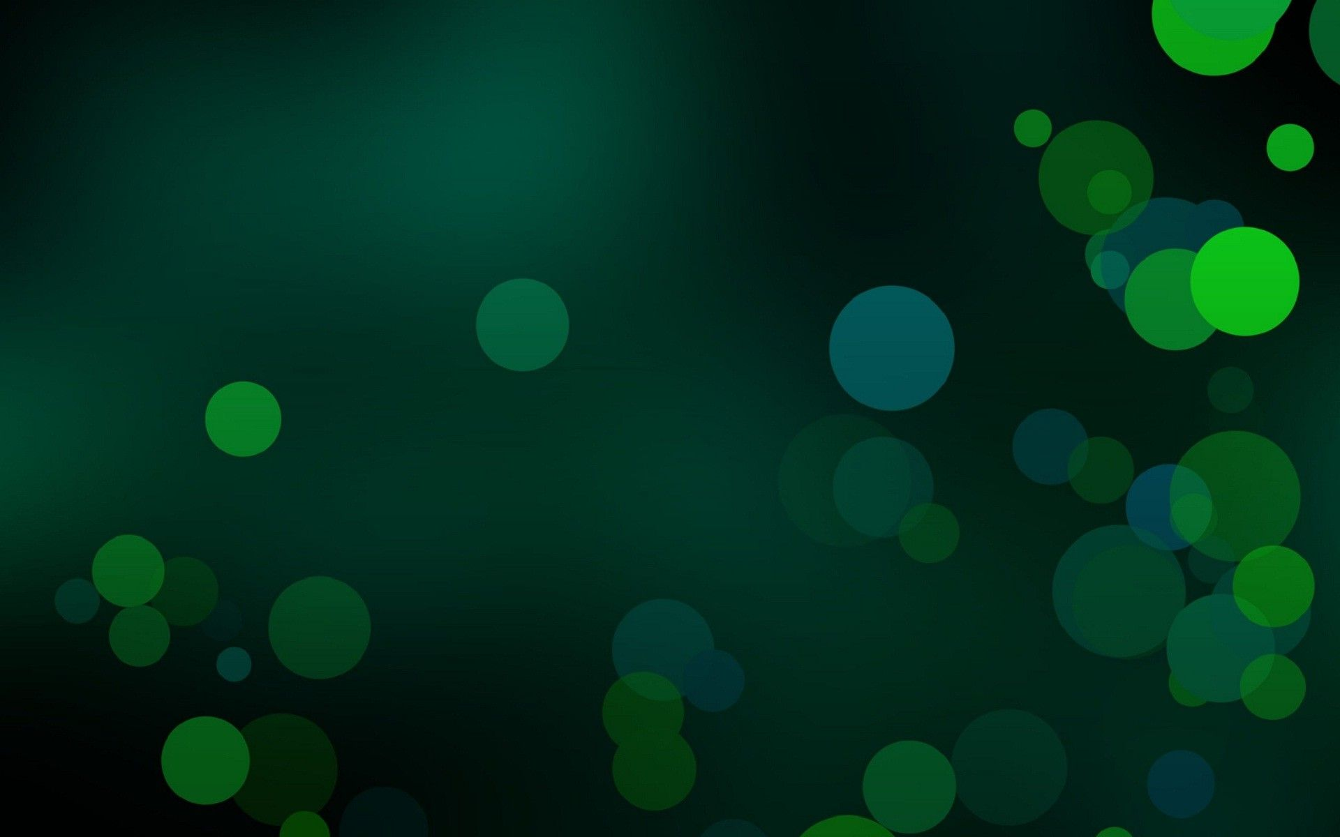 Wallpaper Dark Green Abstract Background