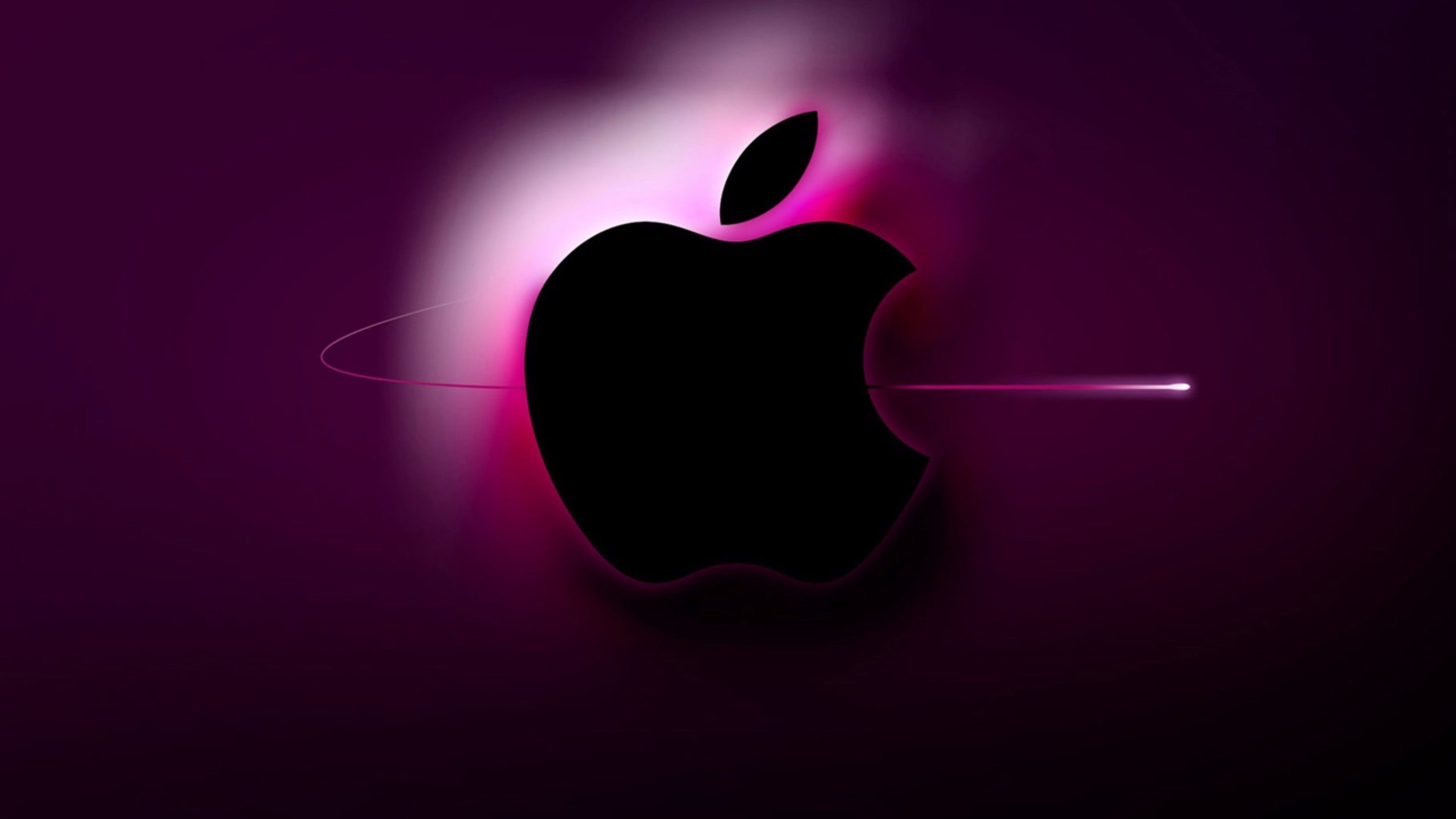 Apple Logo Iphone Wallpaper Hd 4k Download
