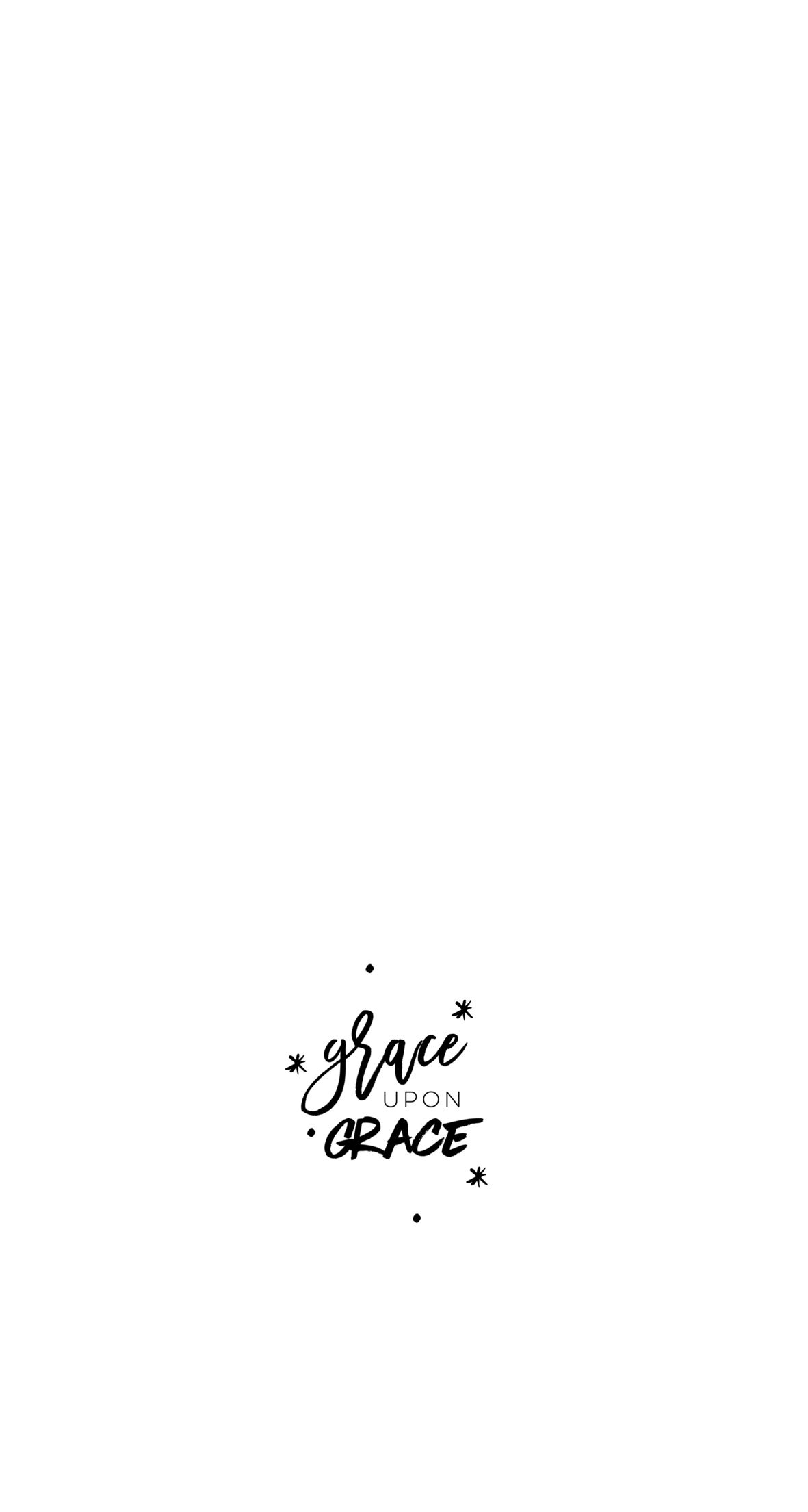 Minimalist Bible Verse Phone Wallpaper