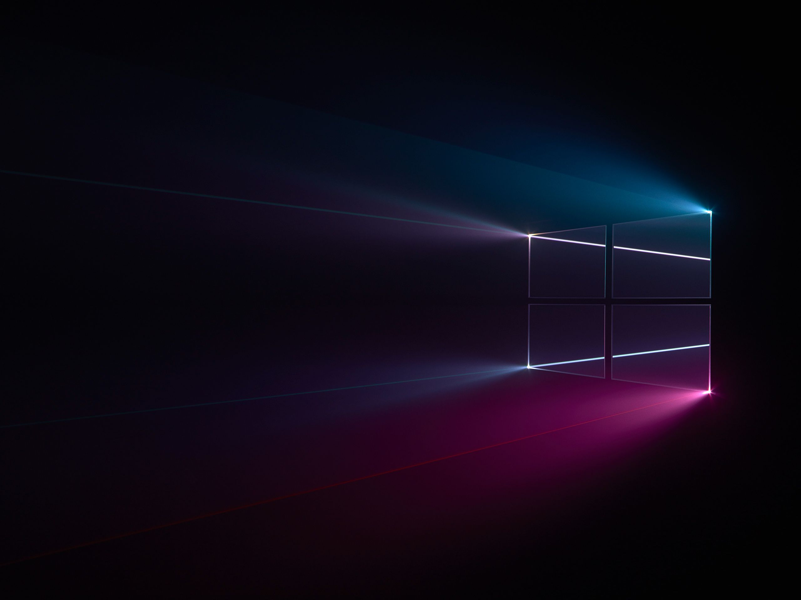 Windows 10 Dark Theme Wallpaper 4k