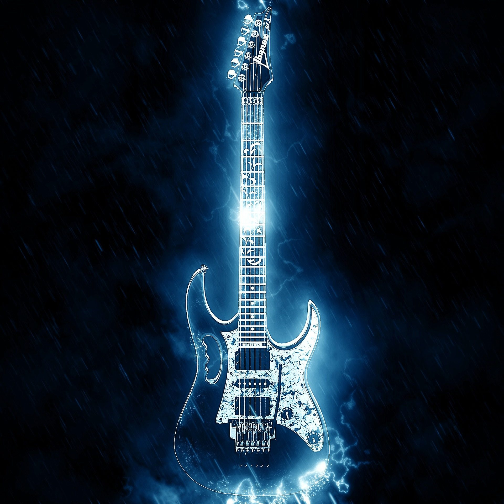 Electric Guitar Wallpaper 4k