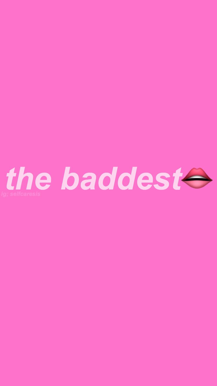 Instagram Baddie Wallpaper Iphone