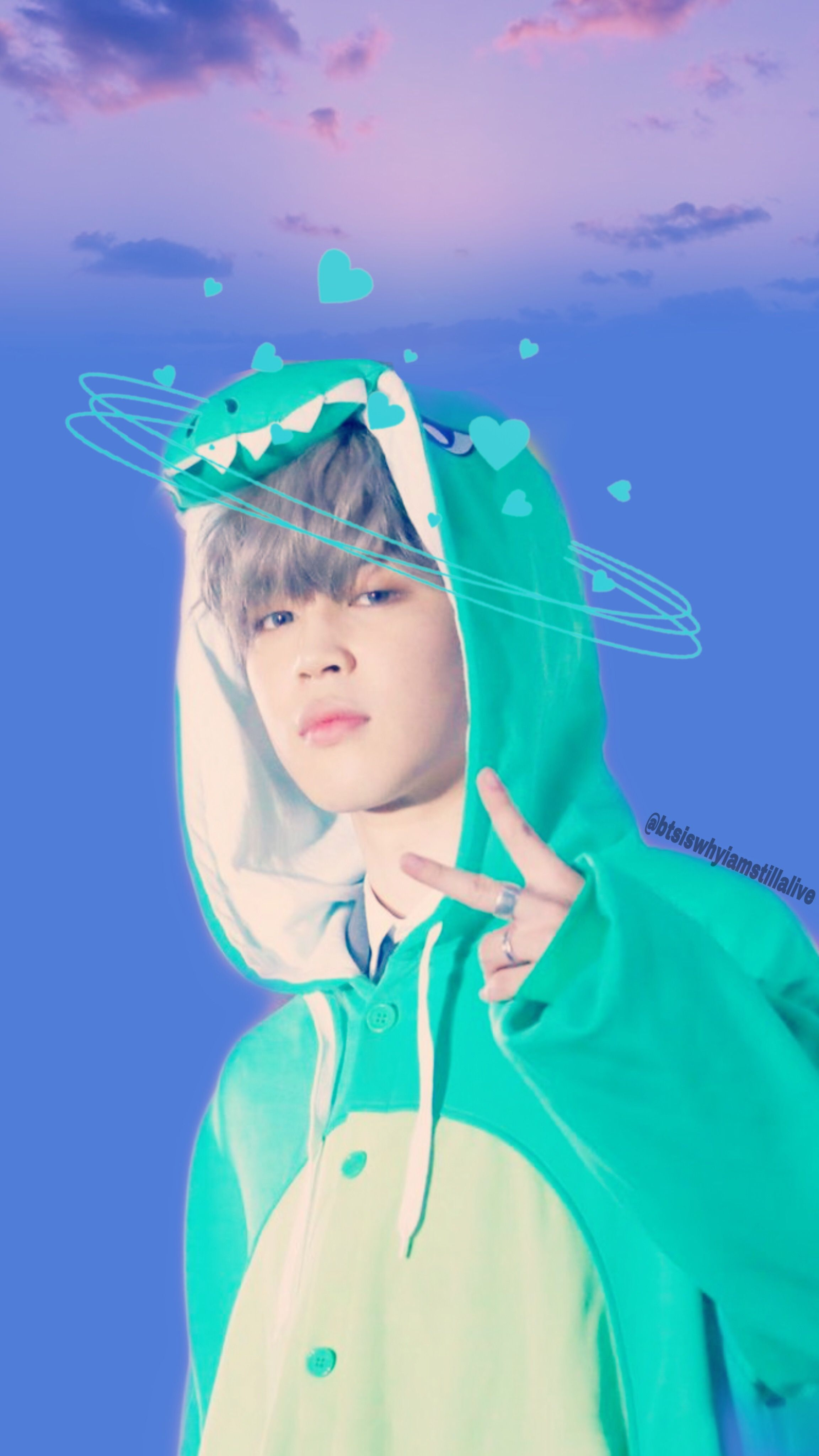 Wallpaper Jimin Cute