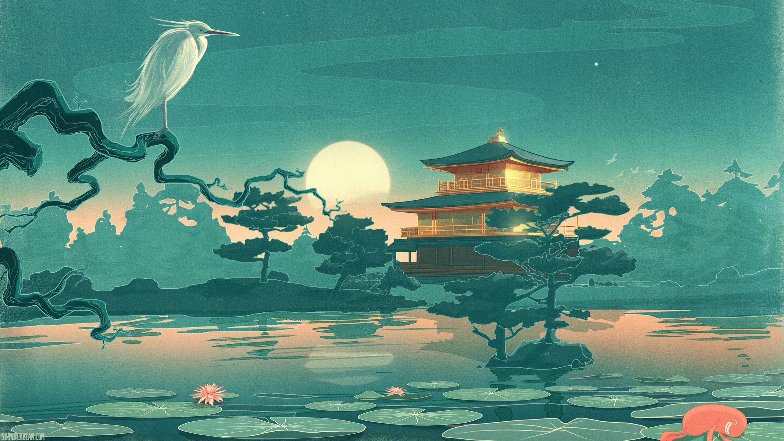 4k Wallpaper Japanese Art