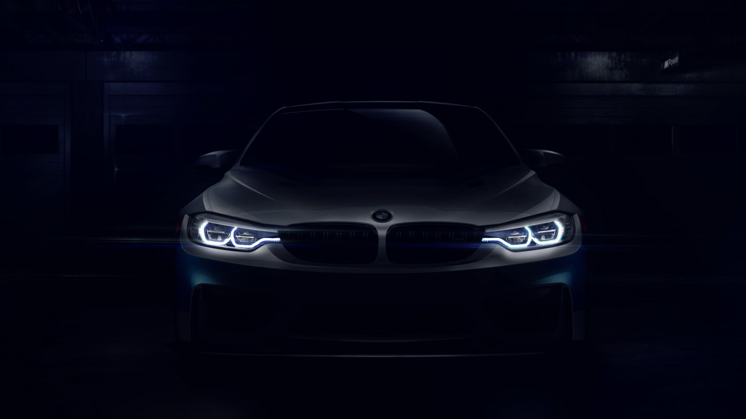 Bmw M4 Black Wallpaper