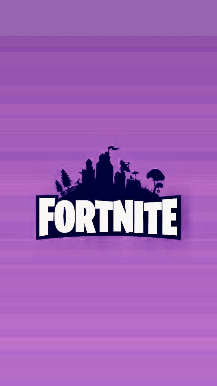 Fortnite Battle Royale Fortnite Logo Wallpaper