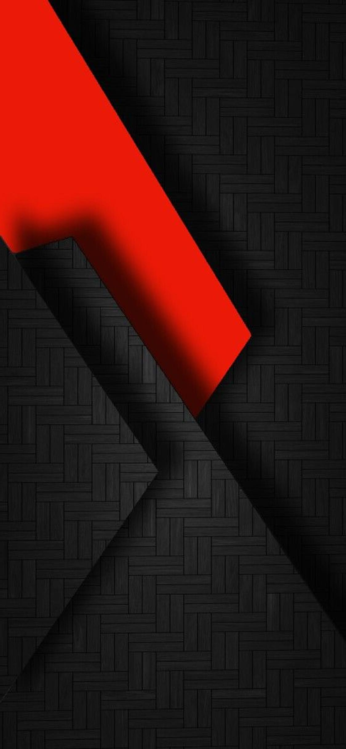 Iphone Xr Wallpaper Red And Black