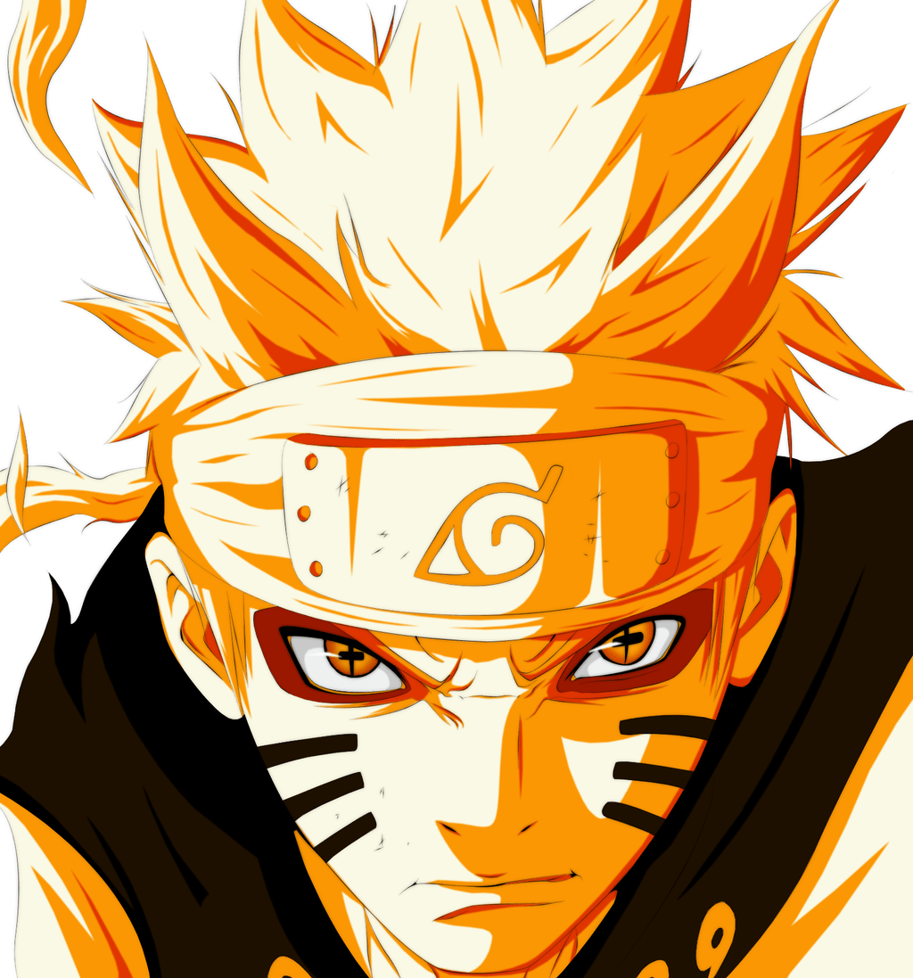 Wallpaper Naruto Sage Mode