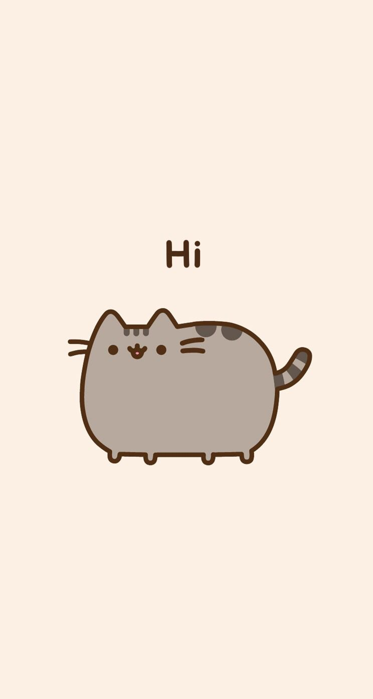 Wallpaper Pusheen Cute