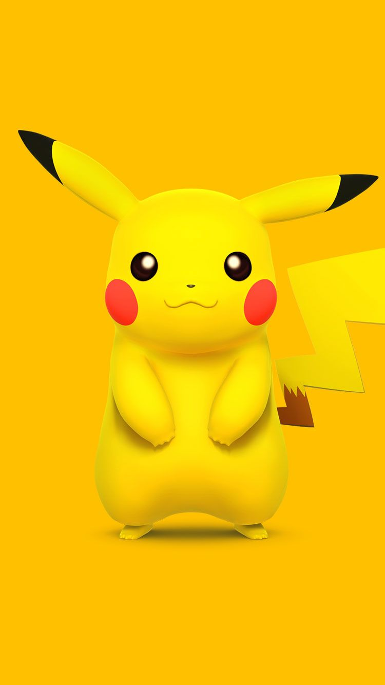 Pikachu Iphone Pikachu Pokemon Wallpaper Hd