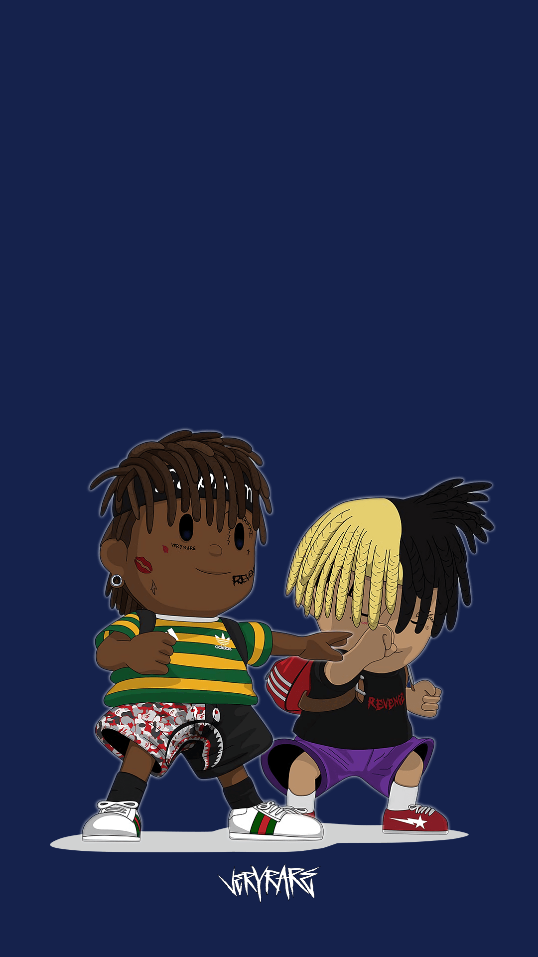 Juice Wrld Anime Wallpaper Iphone