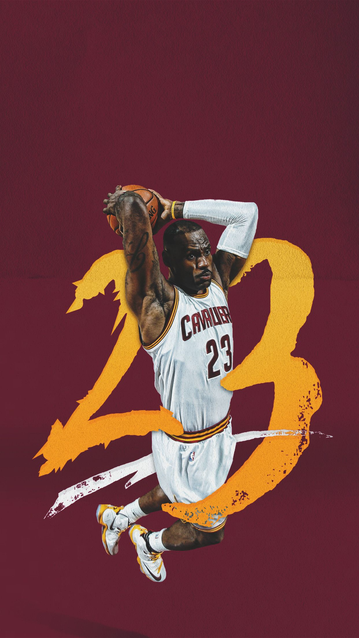 Iphone Cool Basketball Player Wallpapers