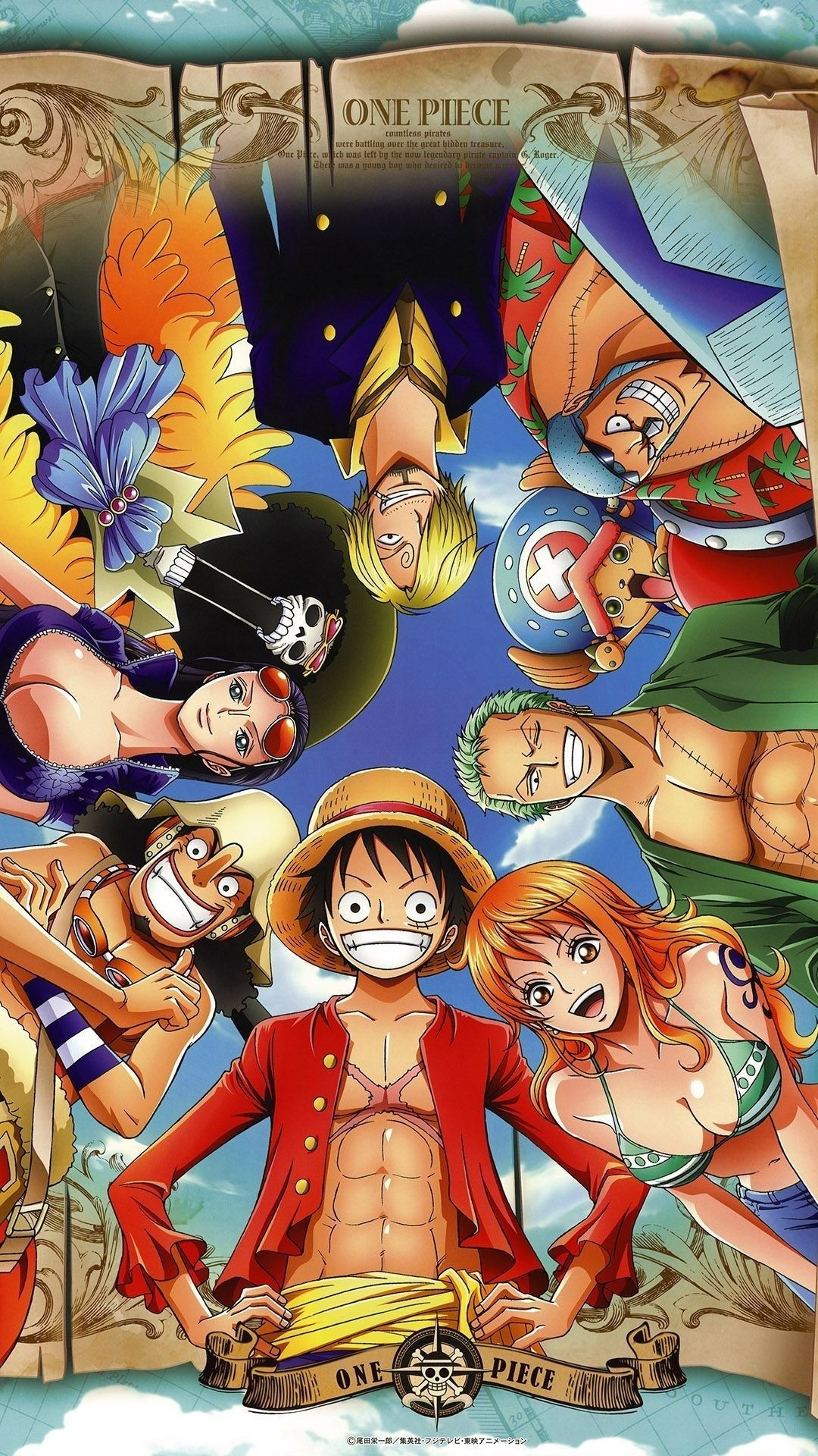Iphone X Wallpaper One Piece