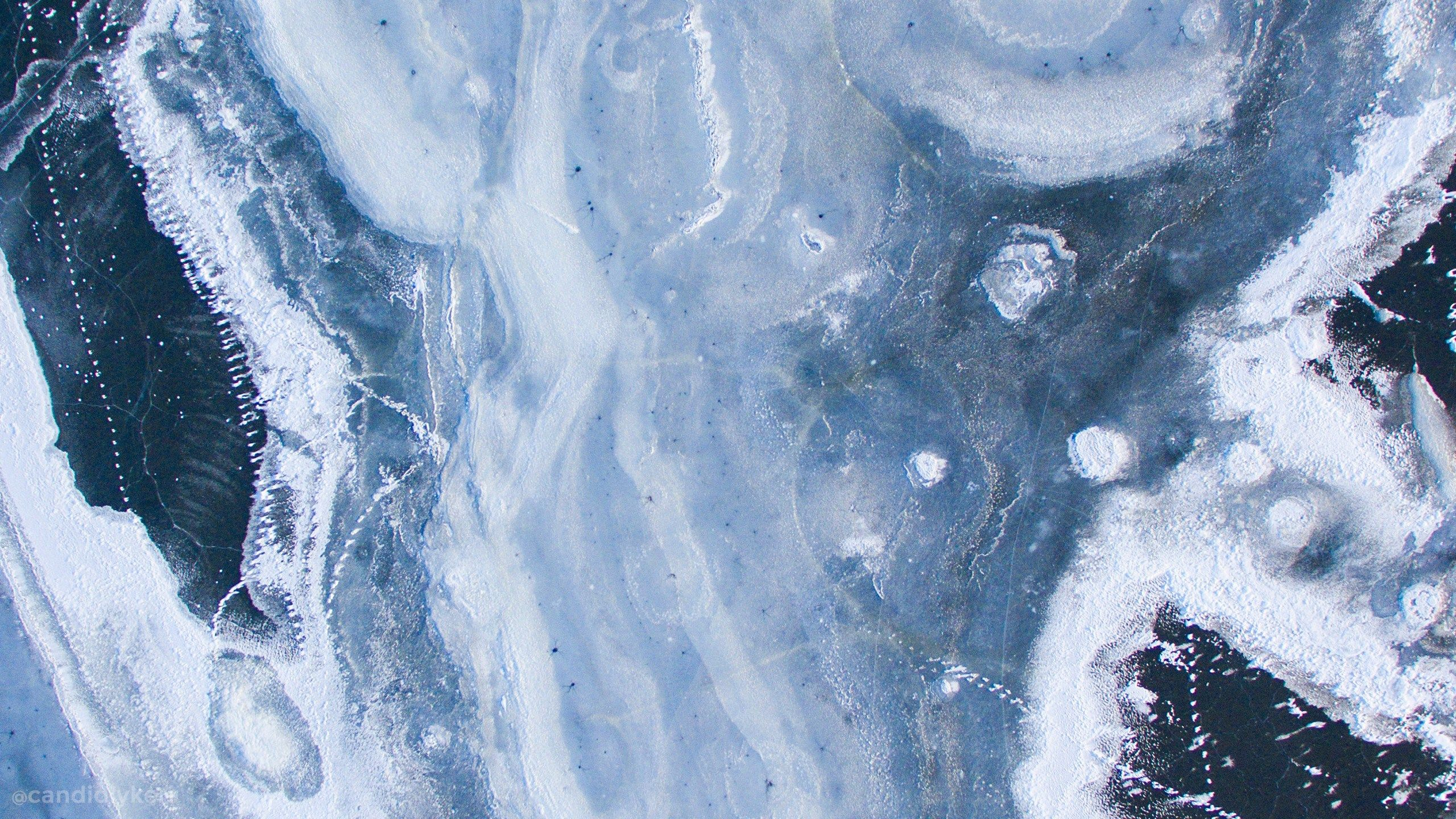 Aesthetic Cute Marble Wallpaper For Laptop
