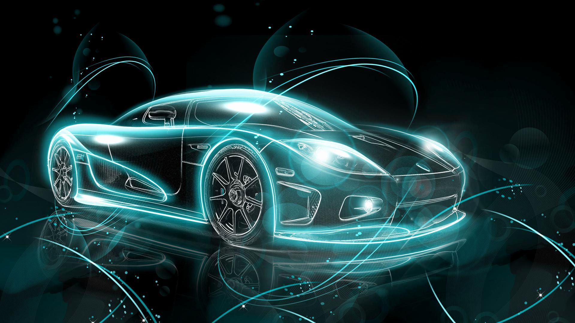 Neon Cool Wallpapers Cars