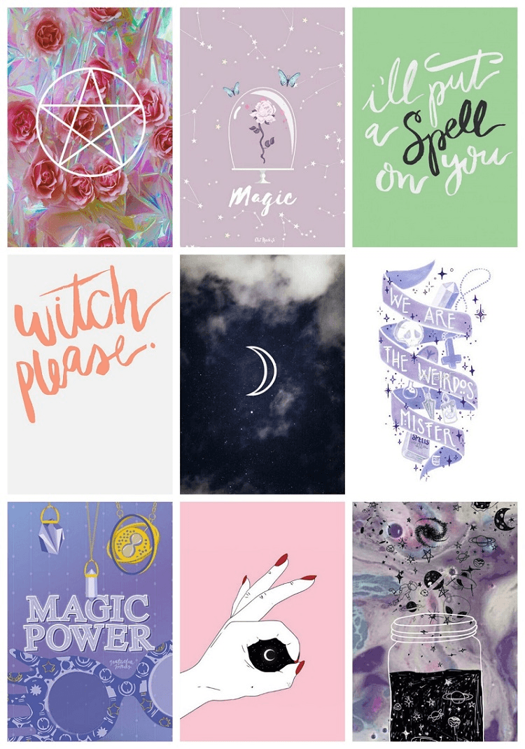 Tumblr Wallpaper Laptop Witchy Backgrounds