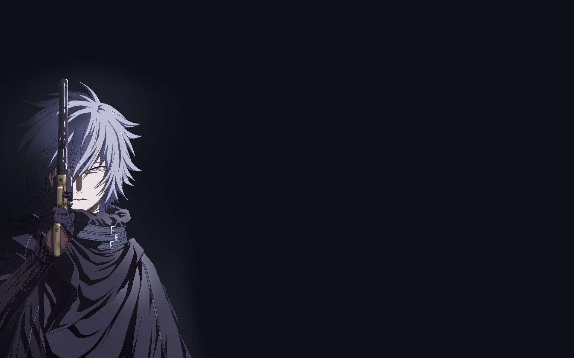 Dark Anime Aesthetic Wallpaper 1920x1080