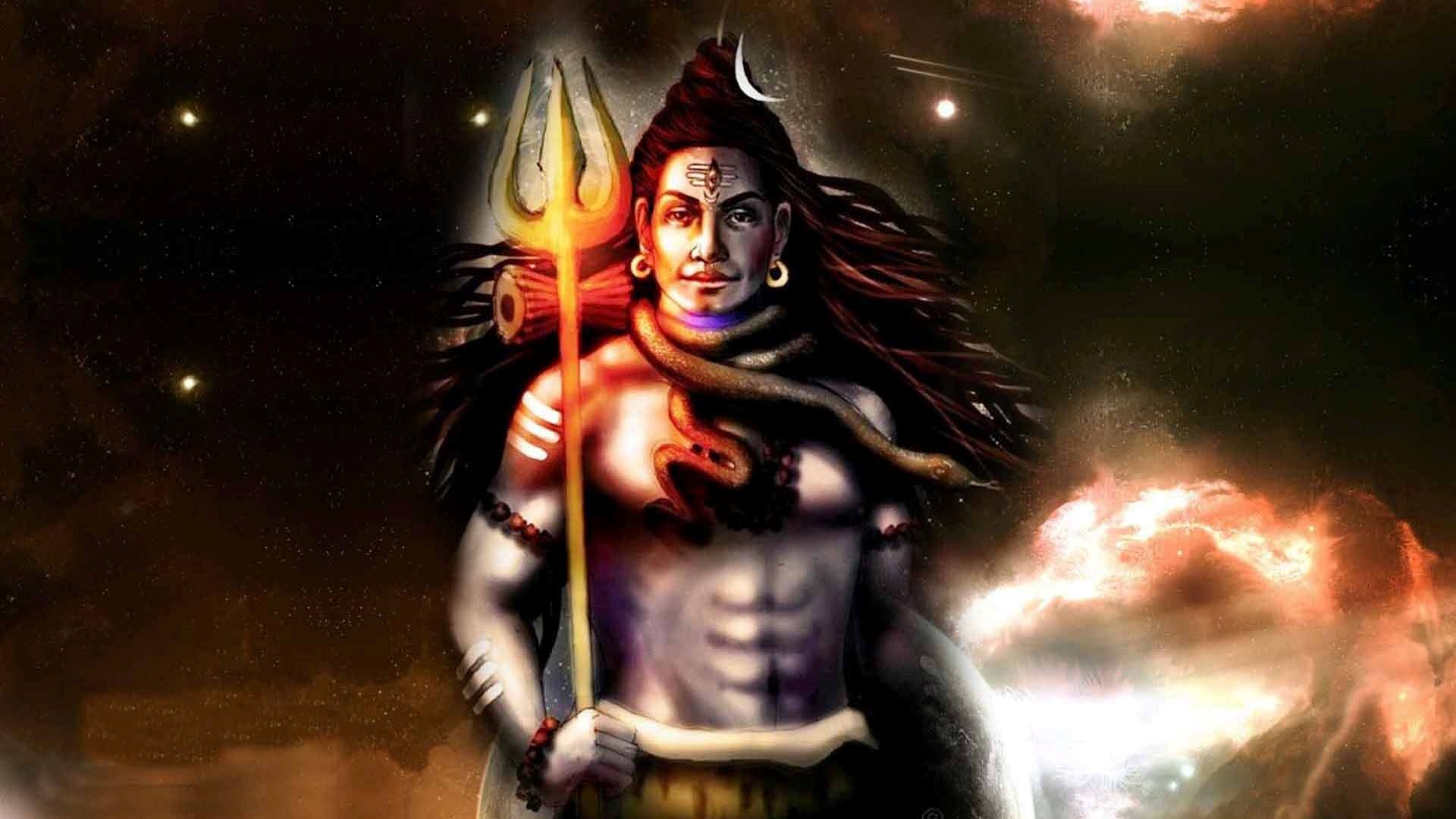 4k Ultra Hd Lord Shiva Black And White Hd Wallpaper