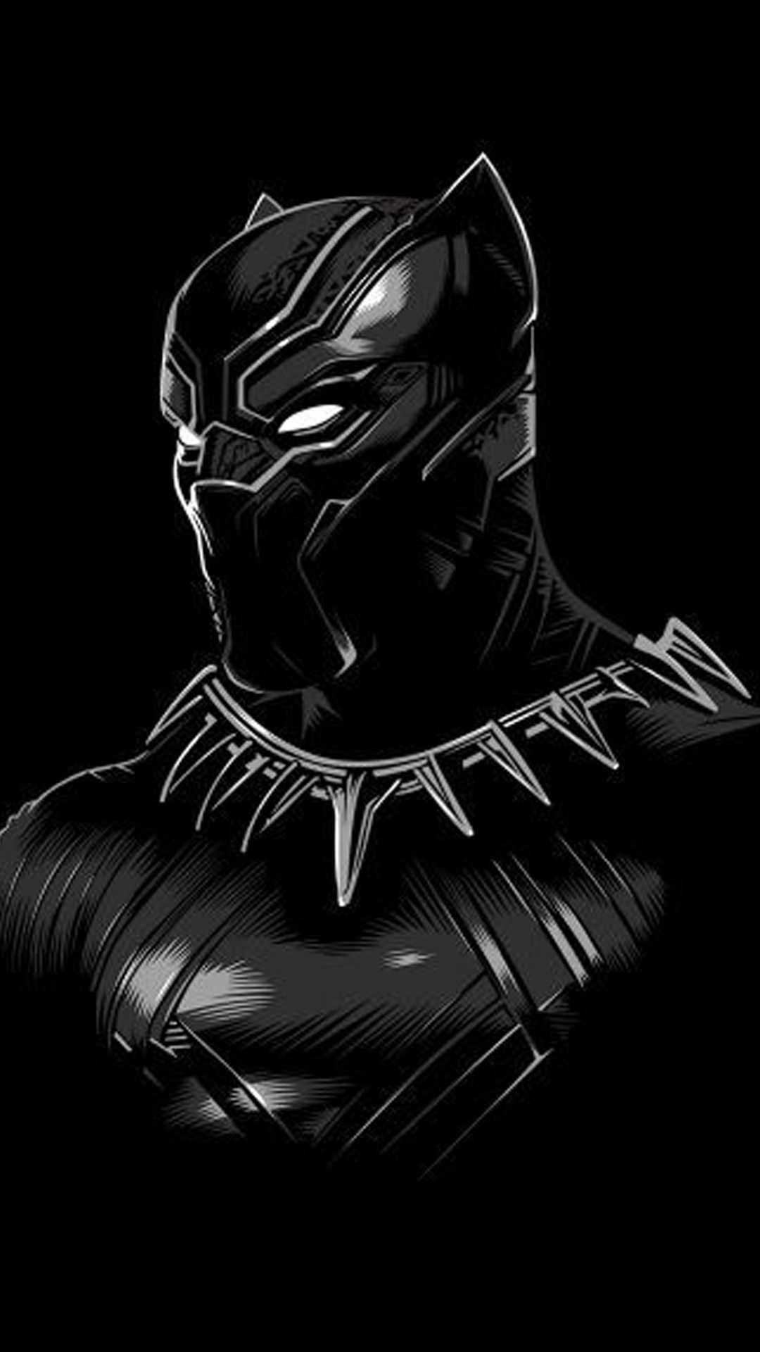 High Resolution Black Panther Wallpaper 4k Iphone