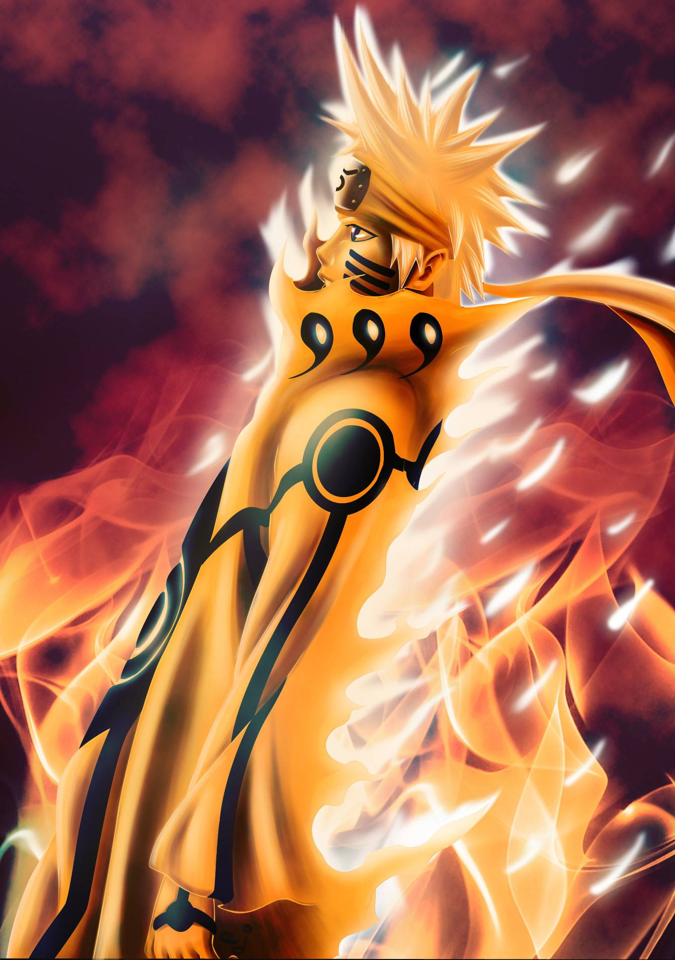 Wallpaper Android Naruto 3d