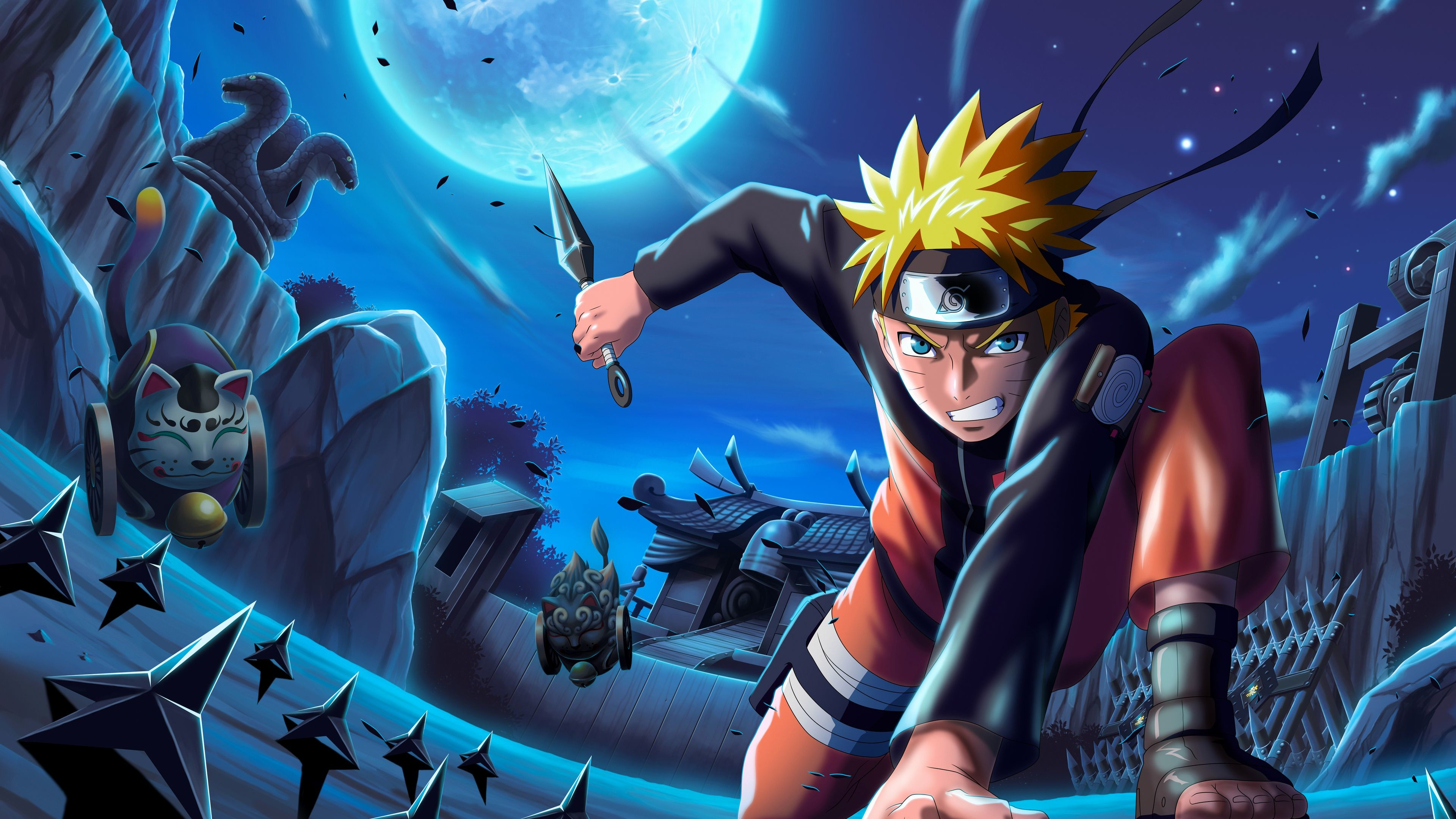 Wallpaper Desktop Naruto