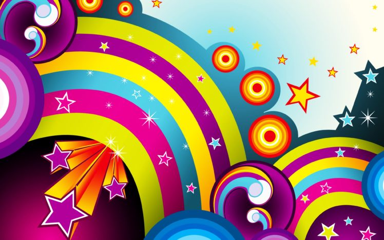 655979 wallpapers colors colorful background rainbow stars