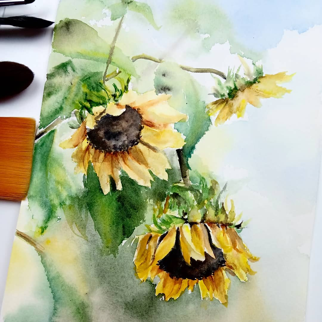 Is watercolor painting difficult? 5