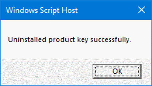 transfer Windows 10 license to new computer pic1