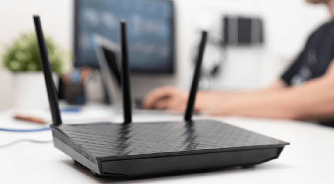 check router