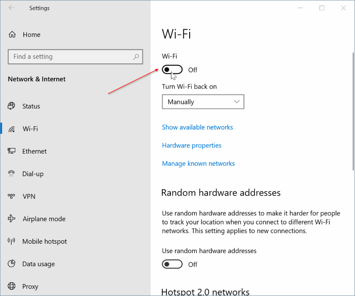 create local account without password in Windows 10 pic5