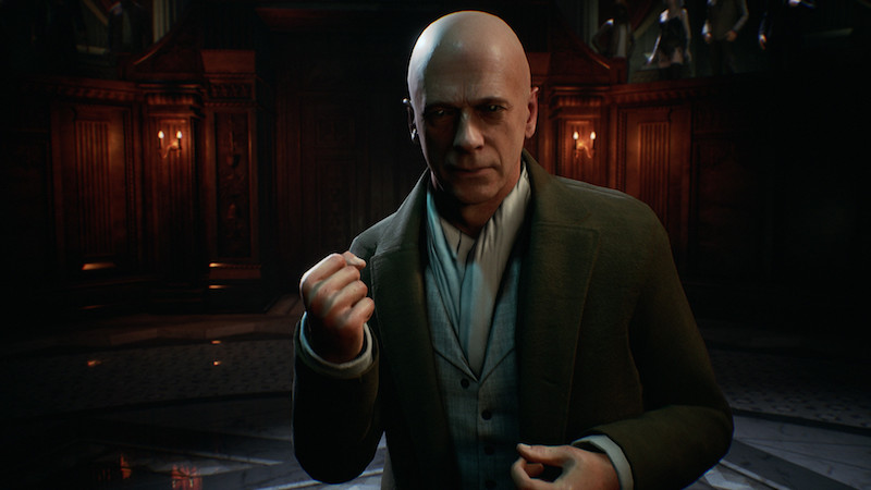 Vampire The Masquerade Bloodlines 2 PS5