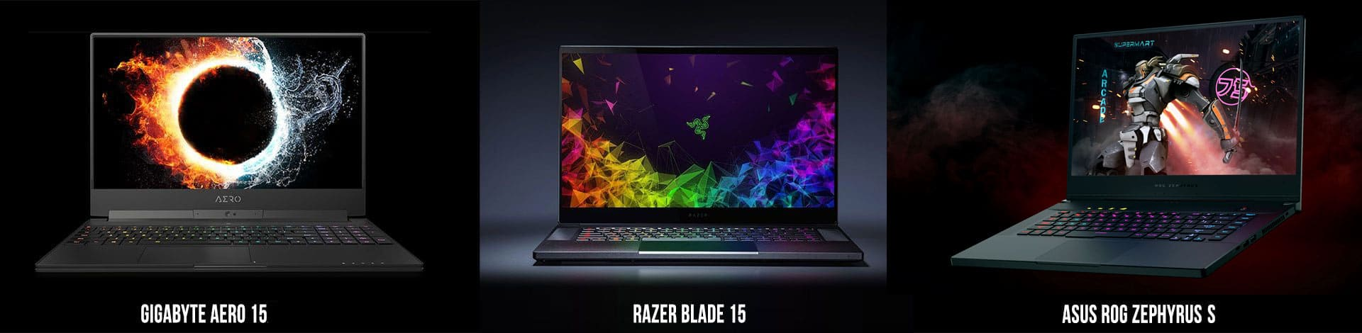 The best portable gaming laptops on the moment