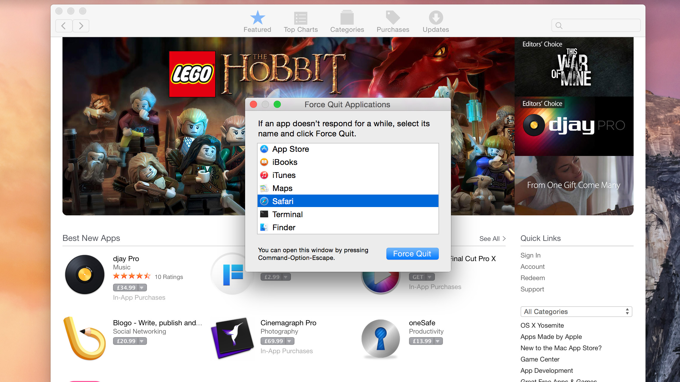 how to close programs on a mac