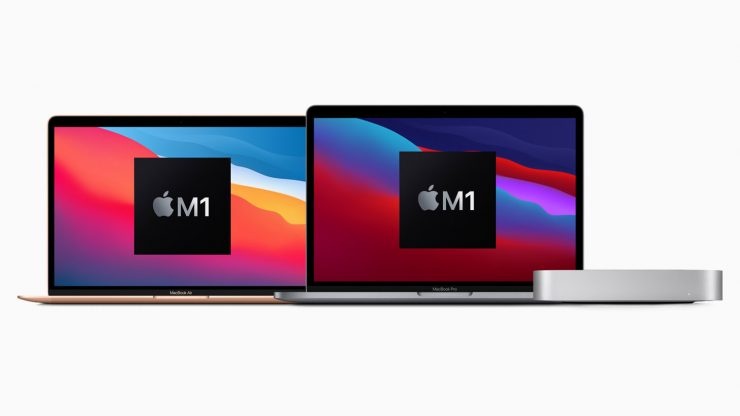 Apple Mac Shipments Increased 115 Percent, the Highest of Any Company; M1 MacBook Models Could Be the Reason for This Growth