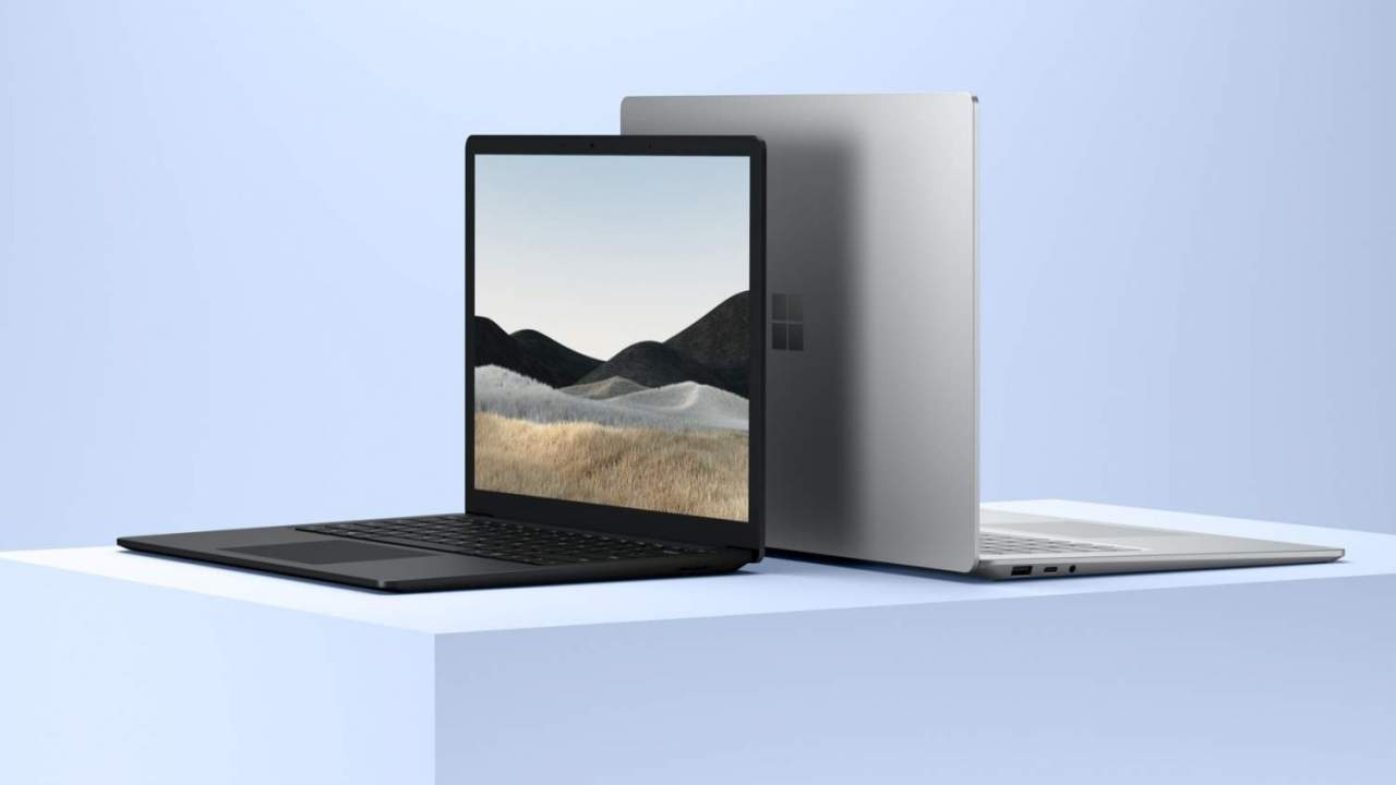 Surface Laptop 4 adds power to stylish 13.5″ and 15″ Windows PCs