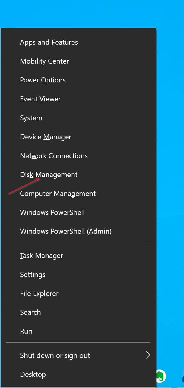 check if a disk is GPT or MBR in Windows 10 pic1