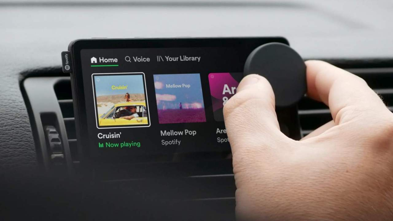 Spotify Car Thing dashboard music controller has good and bad news