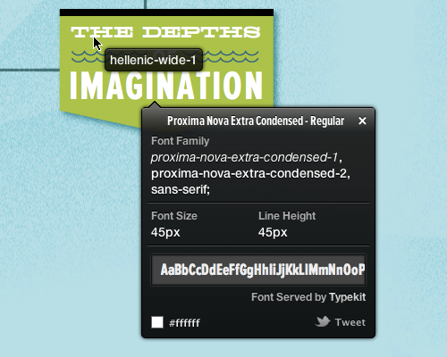 whatfont as a free design tool for identifying fonts