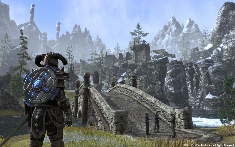 Elder Scrolls Online Drops Its Monthly Fee and Gets a Console Release Date   WIRED