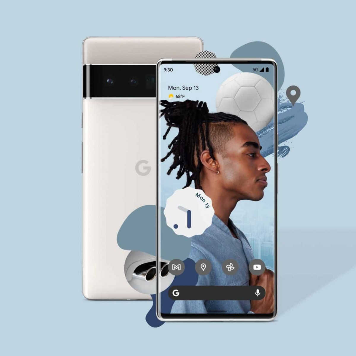 List of Google Pixel 6's camera features leaked