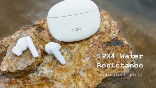 The Buds Z are IPX4 water-resistant and offer up to 16 hours of playback