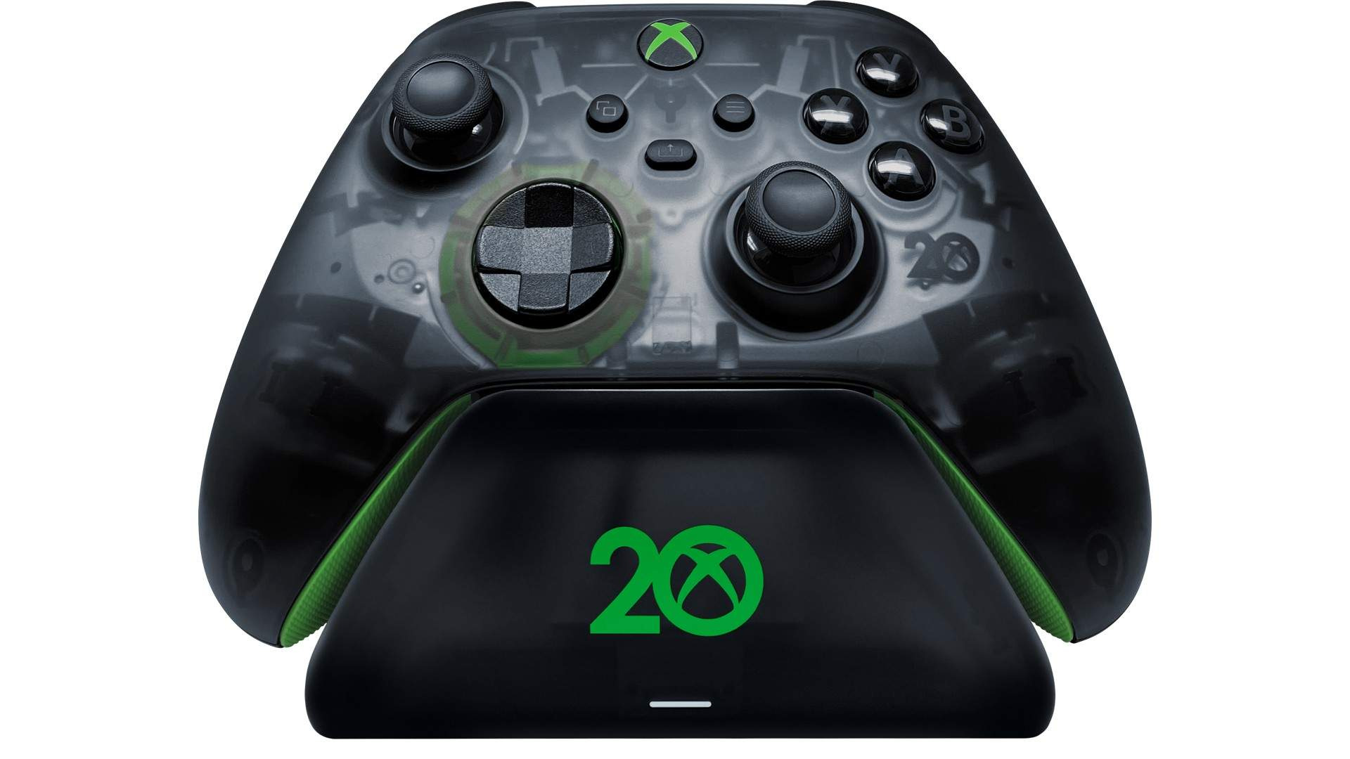 Razer Universal Quick Charging Stand for Xbox - 20th Anniversary Limited Edition