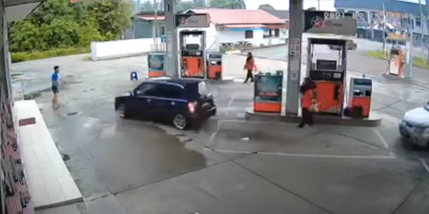 Driver speeds off without paying at bachok petrol station, poor worker faces pay cut