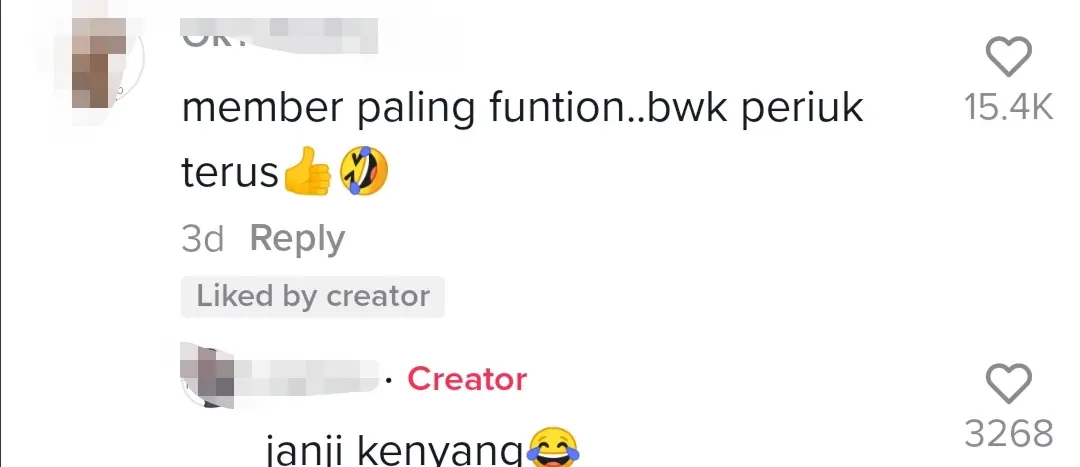 Kfc and rice cooker comment