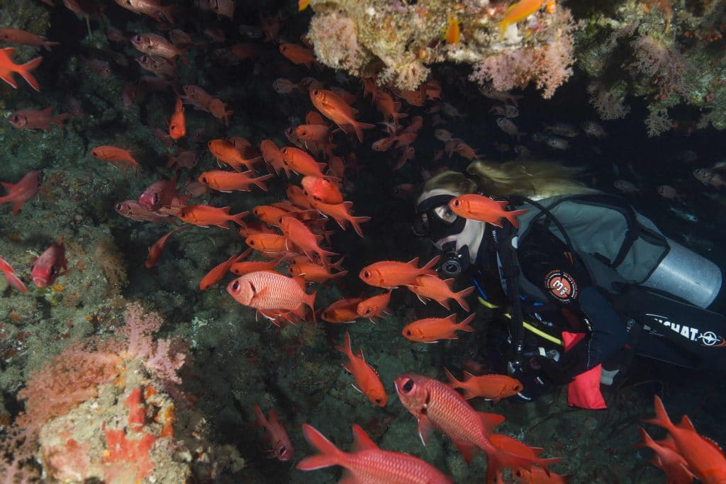 Cave diving top10 extreme sports