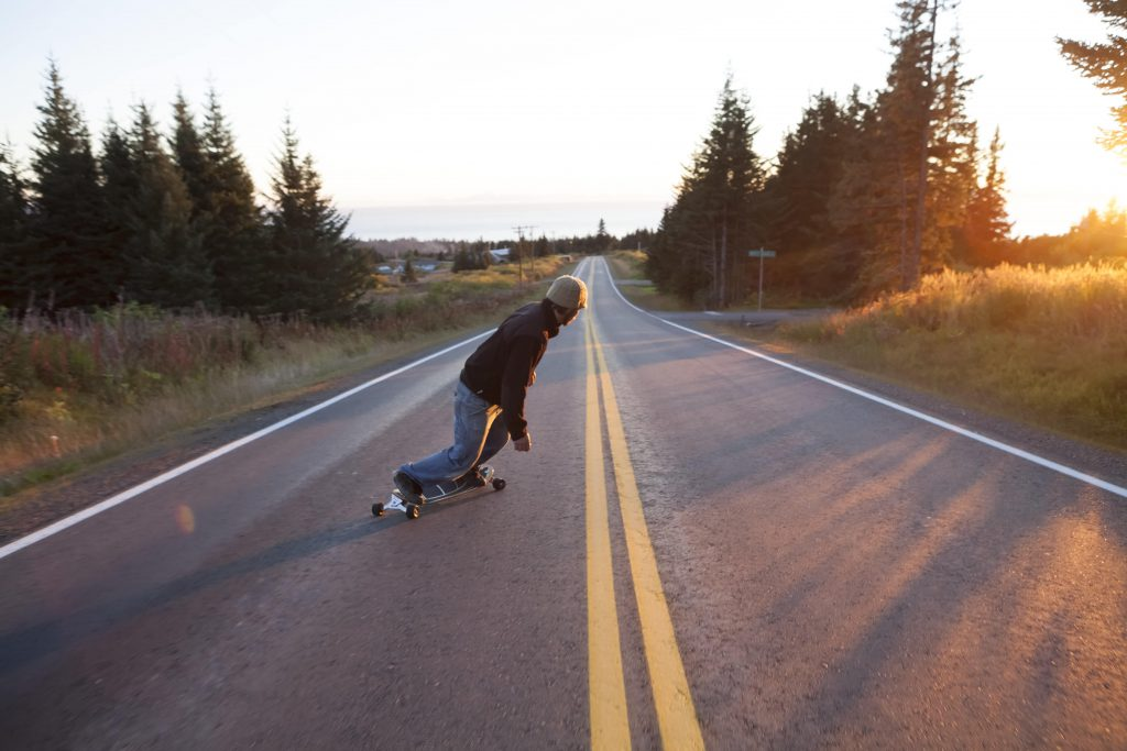 Longboarding top10 extreme sports
