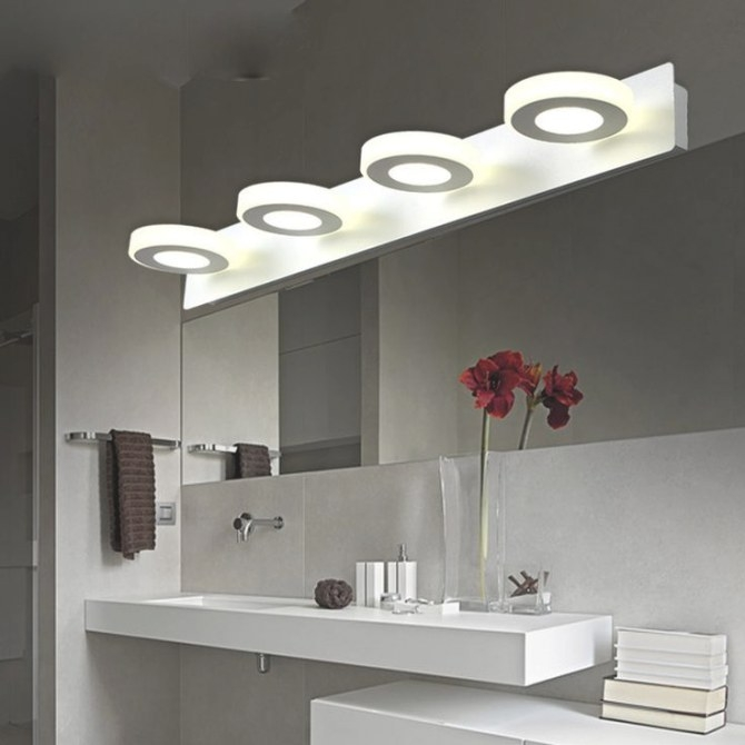 107 Best Bathroom - Lighting Over Mirror Images On with Modern Lighted Mirrors For Bathrooms