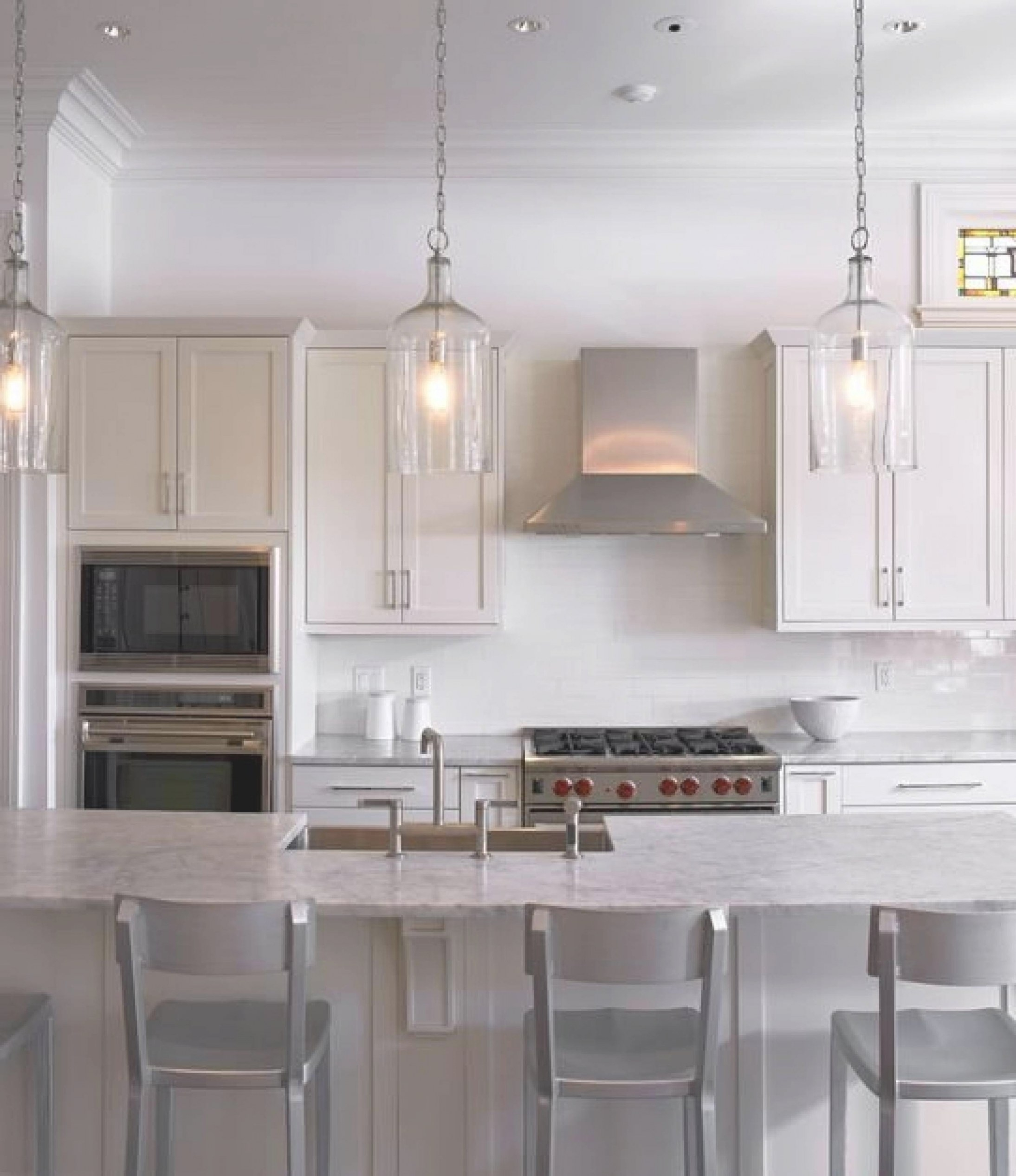 15 Best Collection Of Pendant Lighting Over Island throughout Kitchen Island Pendant Lighting