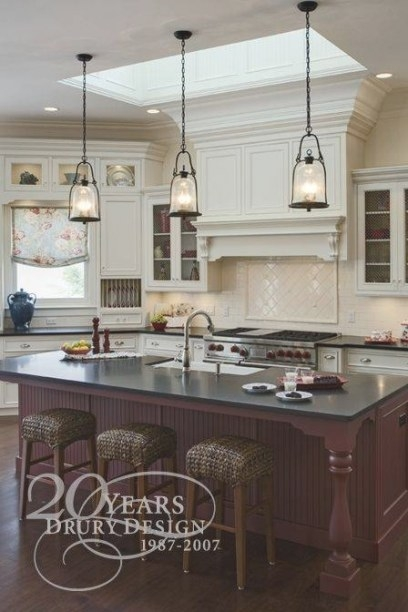 15 Best Collection Of Single Pendant Lighting For Kitchen in Kitchen Island Pendant Lighting